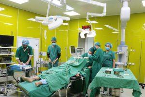 Tập trung xây dựng và phát triển các trung tâm y tế chuyên sâu